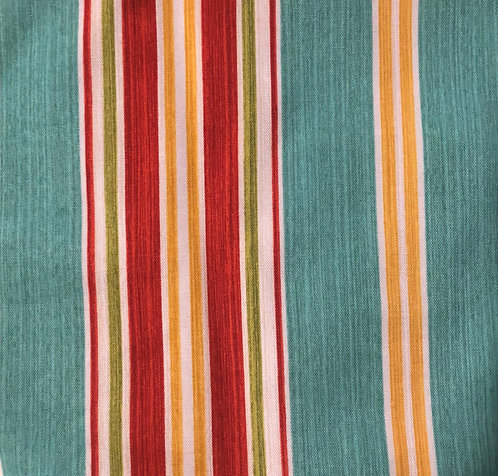 Saladino Stripe Capri Pillow