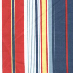 Dark Blue Red Stripe
