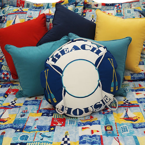 Nautical Times Coverlet