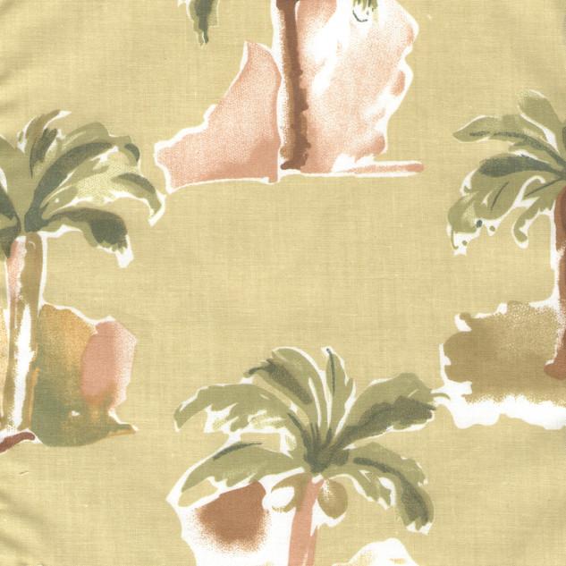 Modern Palm Earthtone