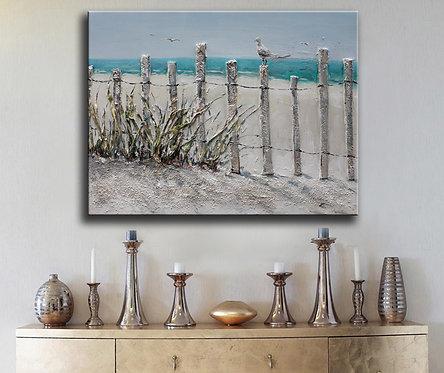 The Beach is Waiting