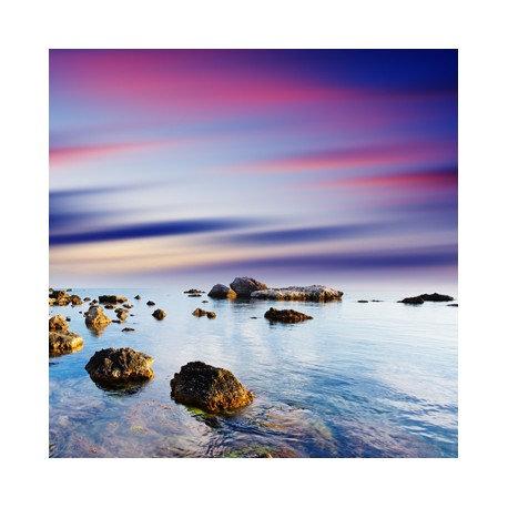 Craggy Coast Pastel Sky 12x12