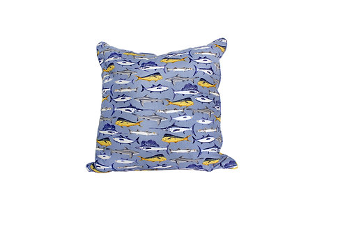 Sports Fish Pillow