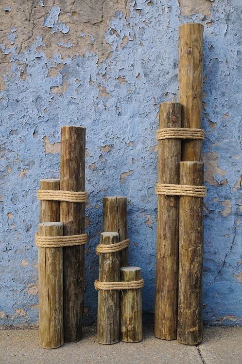 Wood Pilings