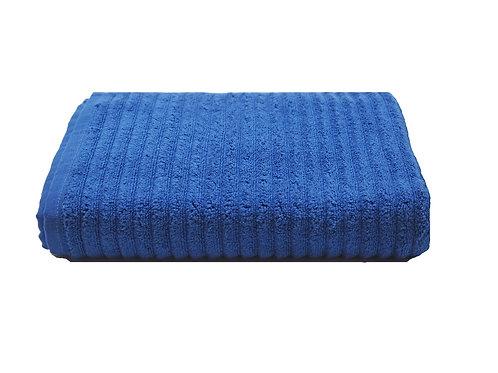 Milan Navy Blue Towels