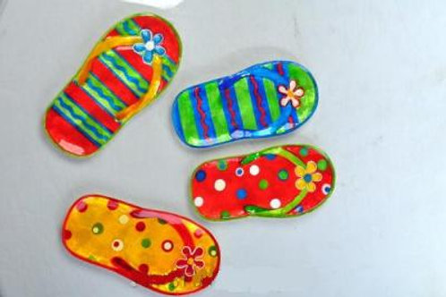 Flip Flop Wall Decor