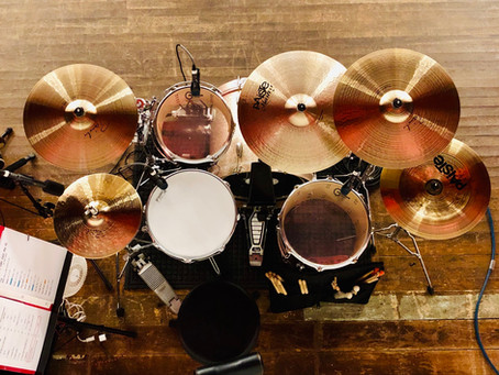Why the Drum Set?