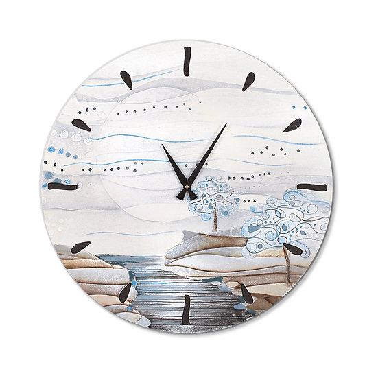 """""""L'Albero dei Sogni"""": orologio da parete ø 60 cm"""