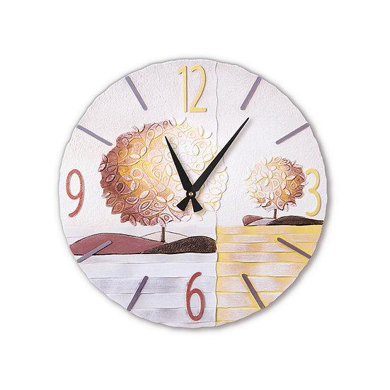 """""""Un Nuovo Orizzonte"""": orologio da parete ø 45 cm"""