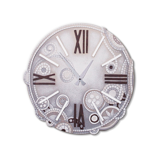 """Eclettica: orologio da parete ø 48 cm"