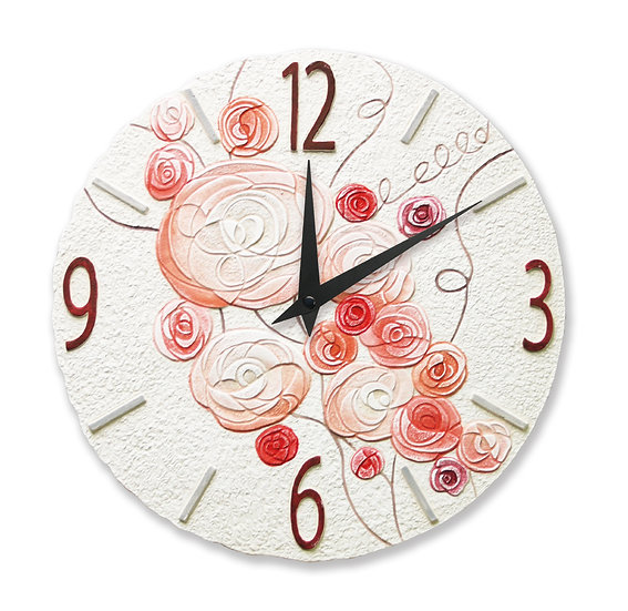 """Romantica"": orologio da parete ø 45 cm"