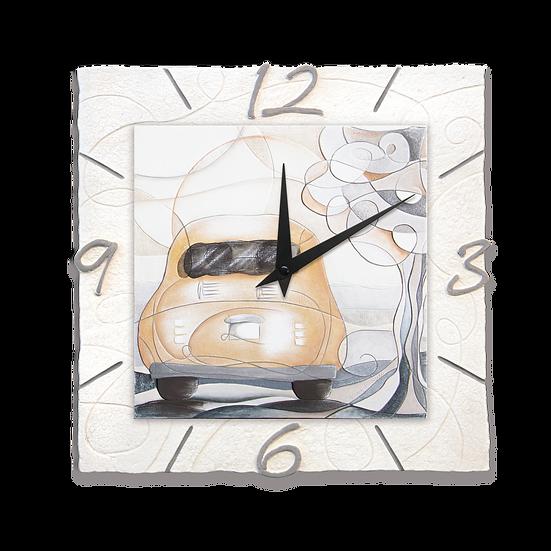 """""""Primo Amore"""": orologio da parete 40x40 cm"""