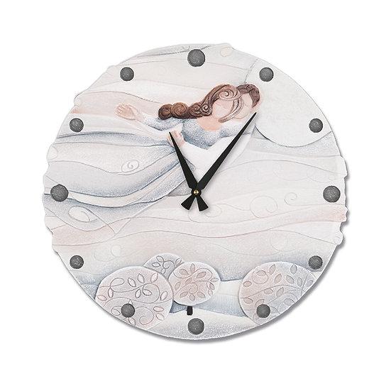 """""""Sogno"""": orologio da parete ø 45 cm"""