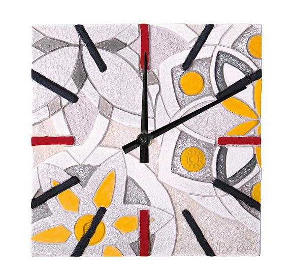 """""""Immaginaria"""": orologio da parete 23x23 cm"""