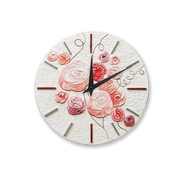 """Romantica"": orologio da parete ø 30 cm"