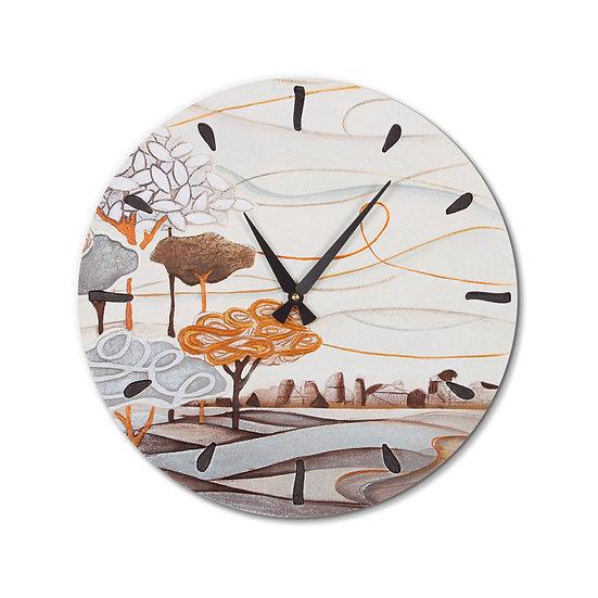 """""""Un Nuovo Giorno"""": orologio da parete ø45 cm"""