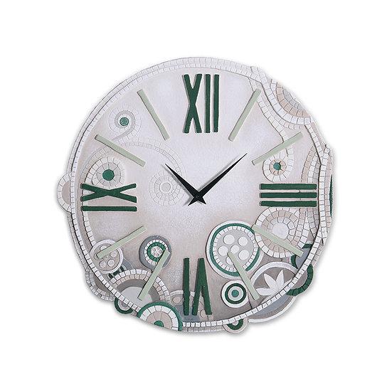 """Eclettica"": orologio da parete ø 48 cm"