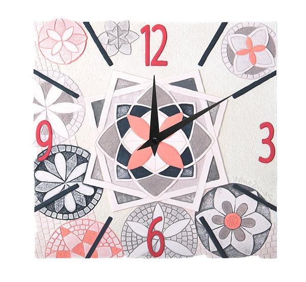 """""""Immaginaria"""": orologio da parete 40x40 cm"""