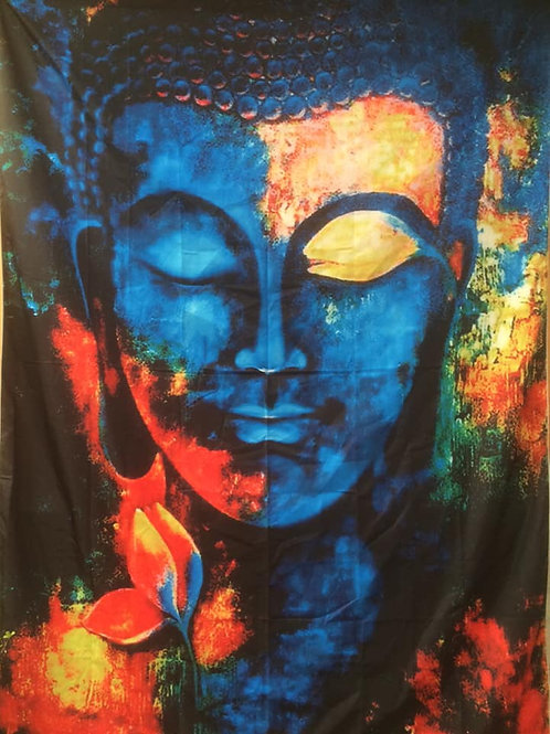 Wall Hanging Buddha Head