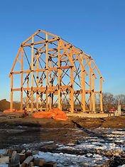 Riverview Barn Build
