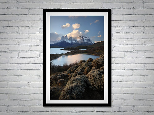 Tirage 'Torres del Paine'