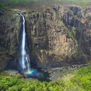 Wallaman waterfall, QLD