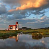Petit phare de Saint-André de Kamouraska.