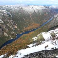 Parc national des hautes-gorges-de-la-rivière-malbaie, QC