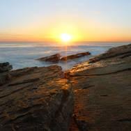 Popoyo sunset