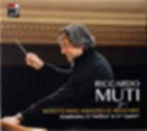 CD Mozart - M°Riccardo Muti - Orchestra Cherubini