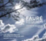 CD Fauré - Les Pastoreaux (front)