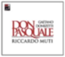 M°Muti - Donizetti - Don Pasquale - Orch Cherubini