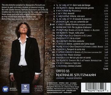 CD Quella Fiamma - Arie Antiche - Nathalie Stutzmann Orfeo55