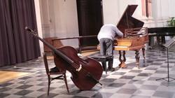 Tuning the Pleyel (1852)