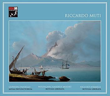 DVD La Scuola Napoletana - M°Riccardo Muti - Orchestra Cherubini