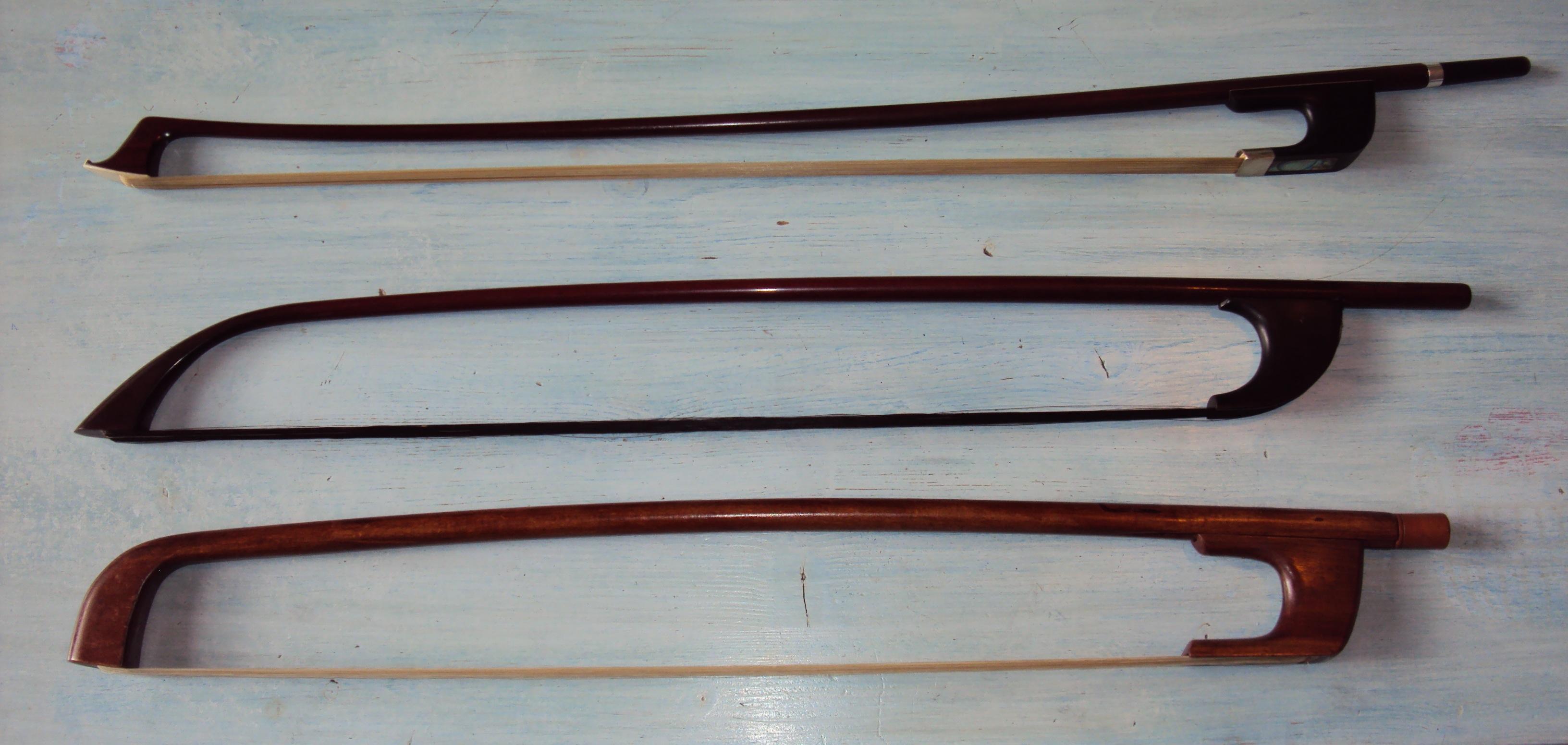 Dragonetti Bow 2