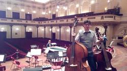 Concertgebouw Amsterdam _double bass and G violone_I Barocchisti, Diego Fasolis, Philippe Jaroussky,