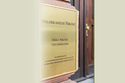 Steuerkanzlei Nikolic - Kontakt