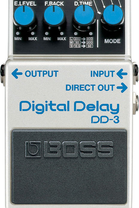 Boss dd3