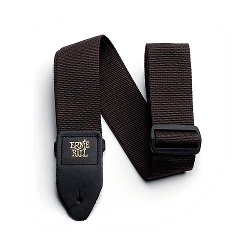 Ernie Ball Basic Strap Marrone