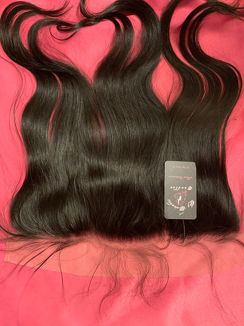 Silky Straight HD Lace Frontal
