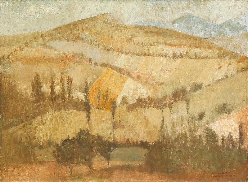 Pascal Lombard paysage Drome