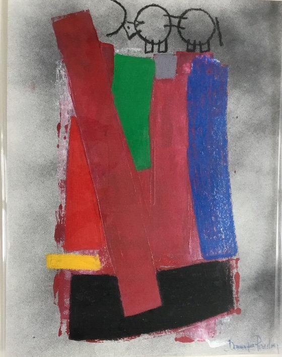 Dominique Pouchain peinture