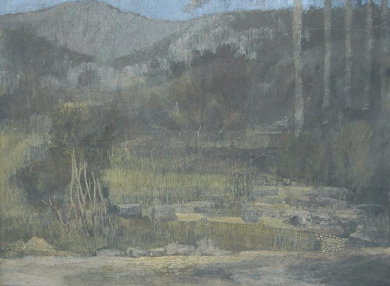 Pascal LOMBARD peinture