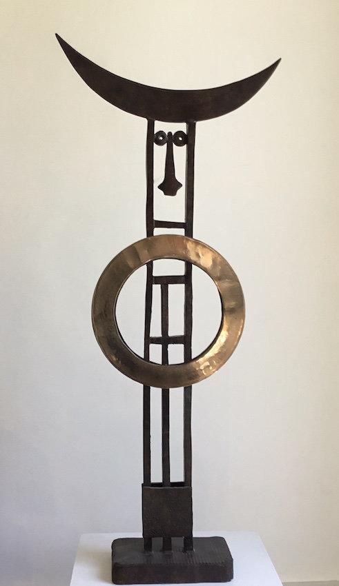 Dominique Pouchain sculpture bronze