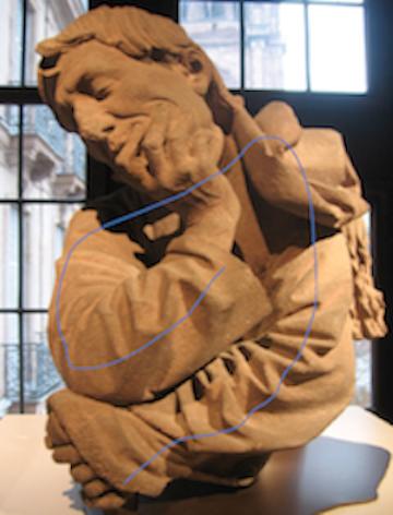 Nicolas de Leyde Musée Oeuvre notre Dame