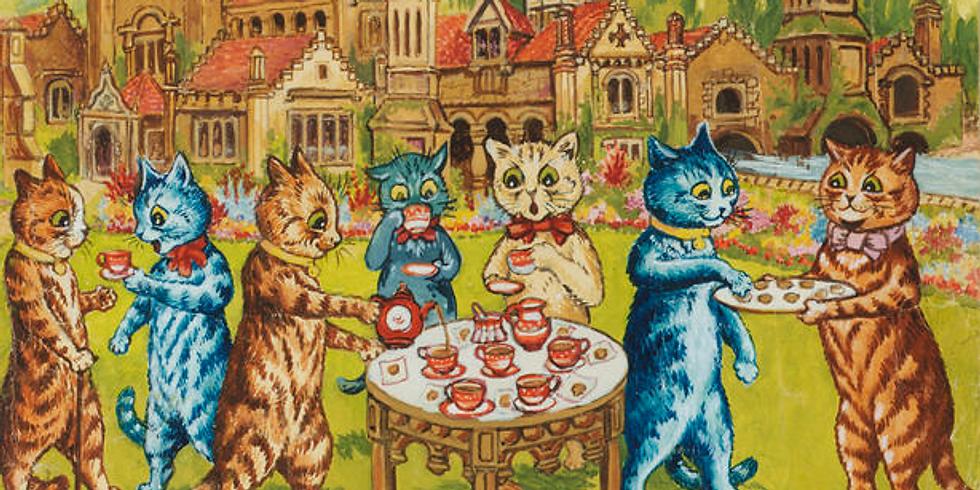Bluegrass Brunch featuring the Bureaux Cats