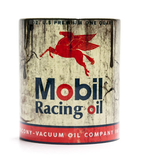 Mobil Racing Oil, Mud and Racing 11oz Mug