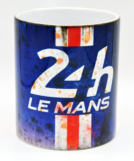 24 Hrs Le Mans Oil, Mud and Racing 11oz Mug