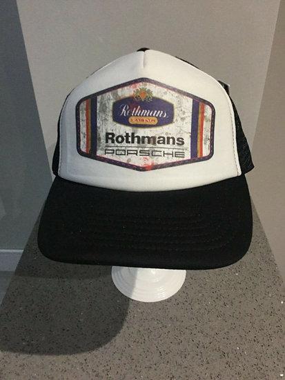 Rothmans Porsche Oil, Mud and Racing Unisex Cap